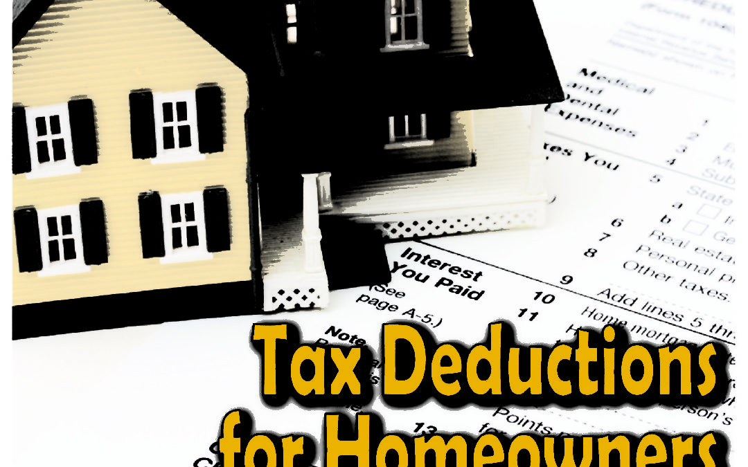 Tax Breaks for Homeowners: What is Deductible, and What's Not?