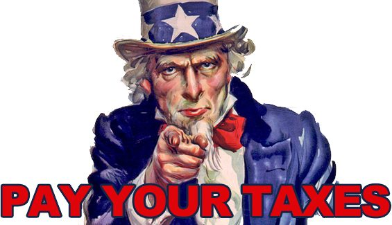 What happens if you don't pay your taxes?