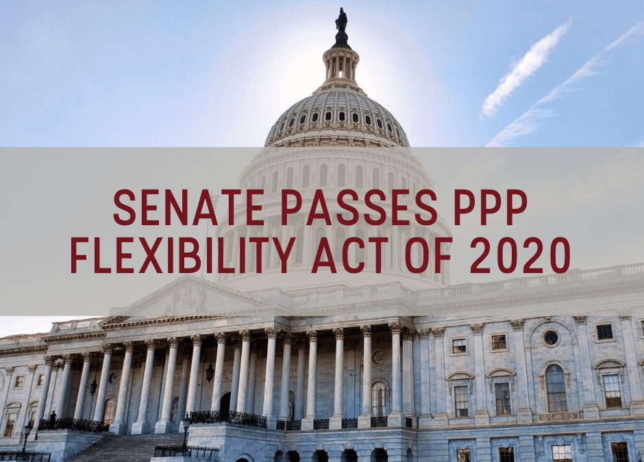 New Paycheck Protection Program Flexibility Act: Here Is What You Need To Know